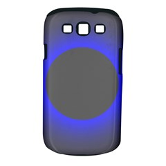 Pure Energy Black Blue Hole Space Galaxy Samsung Galaxy S Iii Classic Hardshell Case (pc+silicone) by Mariart