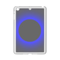 Pure Energy Black Blue Hole Space Galaxy Ipad Mini 2 Enamel Coated Cases by Mariart