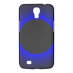 Pure Energy Black Blue Hole Space Galaxy Samsung Galaxy Mega 6 3  I9200 Hardshell Case by Mariart