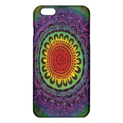 Rainbow Mandala Circle Iphone 6 Plus/6s Plus Tpu Case by Mariart