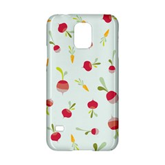 Root Vegetables Pattern Carrots Samsung Galaxy S5 Hardshell Case  by Mariart