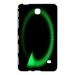 Rotating Ring Loading Circle Various Colors Loop Motion Green Samsung Galaxy Tab 4 (8 ) Hardshell Case  by Mariart