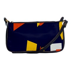 Slider Explore Further Shoulder Clutch Bags by Mariart