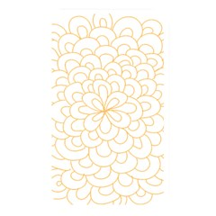 Rosette Flower Floral Memory Card Reader by Mariart