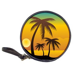 Sunset Summer Classic 20 Cd Wallets by Mariart
