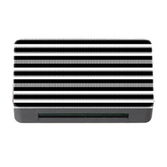 Tribal Stripes Black White Memory Card Reader With Cf by Mariart