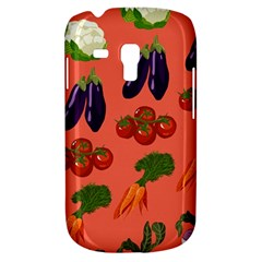Vegetable Carrot Tomato Pumpkin Eggplant Galaxy S3 Mini by Mariart