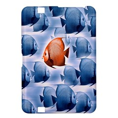 Swim Fish Kindle Fire Hd 8 9  by Mariart