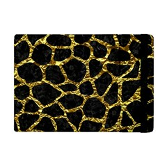 Skin1 Black Marble & Gold Foil (r) Apple Ipad Mini Flip Case