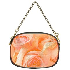 Flower Power, Wonderful Roses, Vintage Design Chain Purses (one Side)  by FantasyWorld7