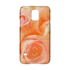 Flower Power, Wonderful Roses, Vintage Design Samsung Galaxy S5 Hardshell Case  by FantasyWorld7