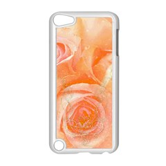 Flower Power, Wonderful Roses, Vintage Design Apple Ipod Touch 5 Case (white) by FantasyWorld7