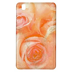 Flower Power, Wonderful Roses, Vintage Design Samsung Galaxy Tab Pro 8 4 Hardshell Case by FantasyWorld7