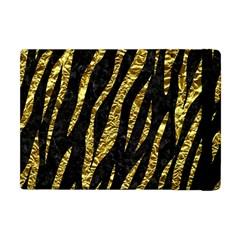 Skin3 Black Marble & Gold Foil Apple Ipad Mini Flip Case