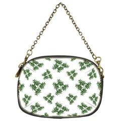 Nature Motif Pattern Design Chain Purses (one Side)  by dflcprints