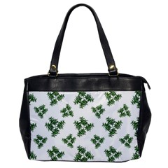Nature Motif Pattern Design Office Handbags by dflcprints