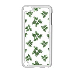 Nature Motif Pattern Design Apple Ipod Touch 5 Case (white) by dflcprints