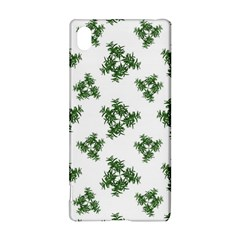 Nature Motif Pattern Design Sony Xperia Z3+ by dflcprints