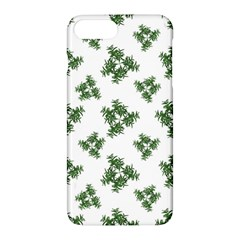 Nature Motif Pattern Design Apple Iphone 7 Plus Hardshell Case by dflcprints