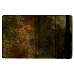 Marbled Structure 4a Apple Ipad Pro 9 7   Flip Case by MoreColorsinLife