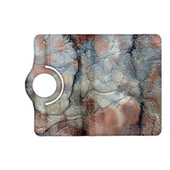 Marbled Structure 5a2 Kindle Fire Hd (2013) Flip 360 Case by MoreColorsinLife