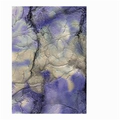 Marbled Structure 5b2 Small Garden Flag (two Sides) by MoreColorsinLife