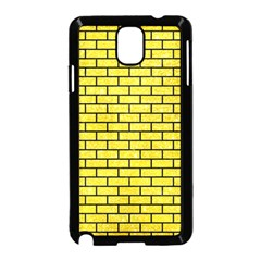Brick1 Black Marble & Gold Glitter (r) Samsung Galaxy Note 3 Neo Hardshell Case (black) by trendistuff