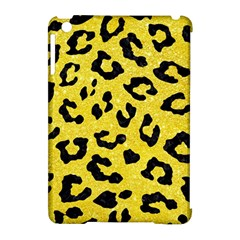 Skin5 Black Marble & Gold Glitter Apple Ipad Mini Hardshell Case (compatible With Smart Cover) by trendistuff