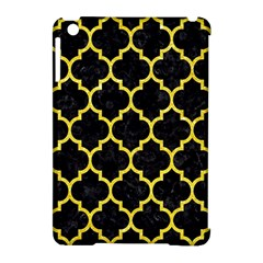 Tile1 Black Marble & Gold Glitter Apple Ipad Mini Hardshell Case (compatible With Smart Cover) by trendistuff