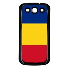 Gozarto Flag Samsung Galaxy S3 Back Case (black) by abbeyz71