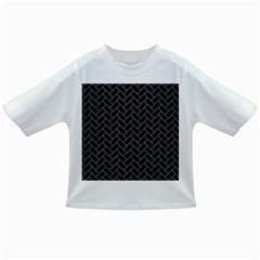 Brick2 Black Marble & Gray Colored Pencilbrick2 Black Marble & Gray Colored Pencil Infant/toddler T Shirts by trendistuff