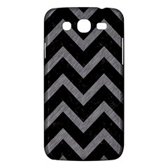 Chevron9 Black Marble & Gray Colored Pencil Samsung Galaxy Mega 5 8 I9152 Hardshell Case  by trendistuff