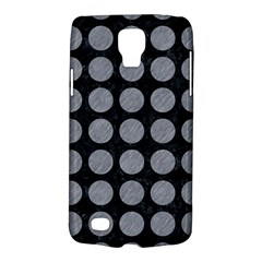 Circles1 Black Marble & Gray Colored Pencilcircle1 Black Marble & Gray Colored Pencil Galaxy S4 Active by trendistuff
