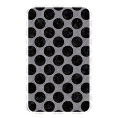 Circles2 Black Marble & Gray Colored Pencil (r) Memory Card Reader by trendistuff