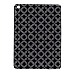 Circles3 Black Marble & Gray Colored Pencil Ipad Air 2 Hardshell Cases by trendistuff