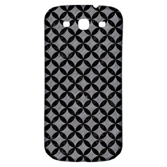 Circles3 Black Marble & Gray Colored Pencil (r) Samsung Galaxy S3 S Iii Classic Hardshell Back Case by trendistuff