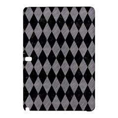 Diamond1 Black Marble & Gray Colored Pencil Samsung Galaxy Tab Pro 12 2 Hardshell Case by trendistuff