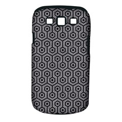 Hexagon1 Black Marble & Gray Colored Pencil (r) Samsung Galaxy S Iii Classic Hardshell Case (pc+silicone) by trendistuff