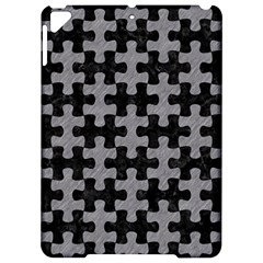 Puzzle1 Black Marble & Gray Colored Pencil Apple Ipad Pro 9 7   Hardshell Case by trendistuff