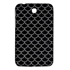 Scales1 Black Marble & Gray Colored Pencil Samsung Galaxy Tab 3 (7 ) P3200 Hardshell Case  by trendistuff
