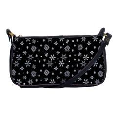 Xmas Pattern Shoulder Clutch Bags by Valentinaart