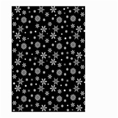 Xmas Pattern Small Garden Flag (two Sides) by Valentinaart