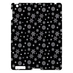 Xmas Pattern Apple Ipad 3/4 Hardshell Case by Valentinaart