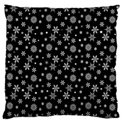 Xmas Pattern Standard Flano Cushion Case (one Side) by Valentinaart