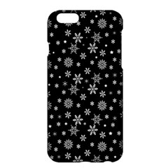 Xmas Pattern Apple Iphone 6 Plus/6s Plus Hardshell Case by Valentinaart