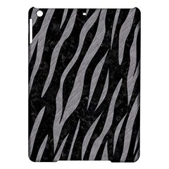 Skin3 Black Marble & Gray Colored Pencil Ipad Air Hardshell Cases by trendistuff