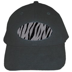 Skin3 Black Marble & Gray Colored Pencil (r) Black Cap by trendistuff