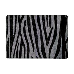 Skin4 Black Marble & Gray Colored Pencil Ipad Mini 2 Flip Cases by trendistuff