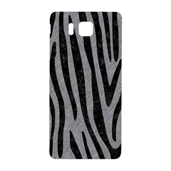 Skin4 Black Marble & Gray Colored Pencil Samsung Galaxy Alpha Hardshell Back Case by trendistuff