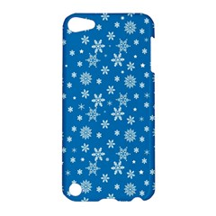 Xmas Pattern Apple Ipod Touch 5 Hardshell Case by Valentinaart
